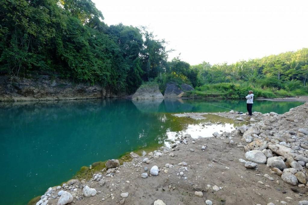Sungai Dekat Kondang Merak