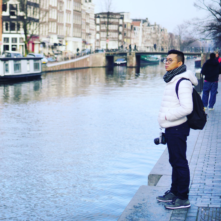Amsterdam - Anne Frank House 1