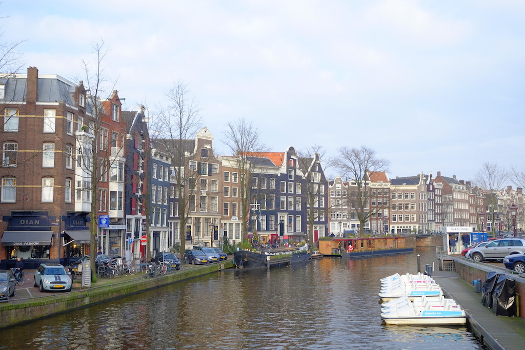 Amsterdam - Anne Frank House 10