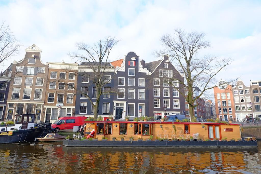 Amsterdam - Anne Frank House 11