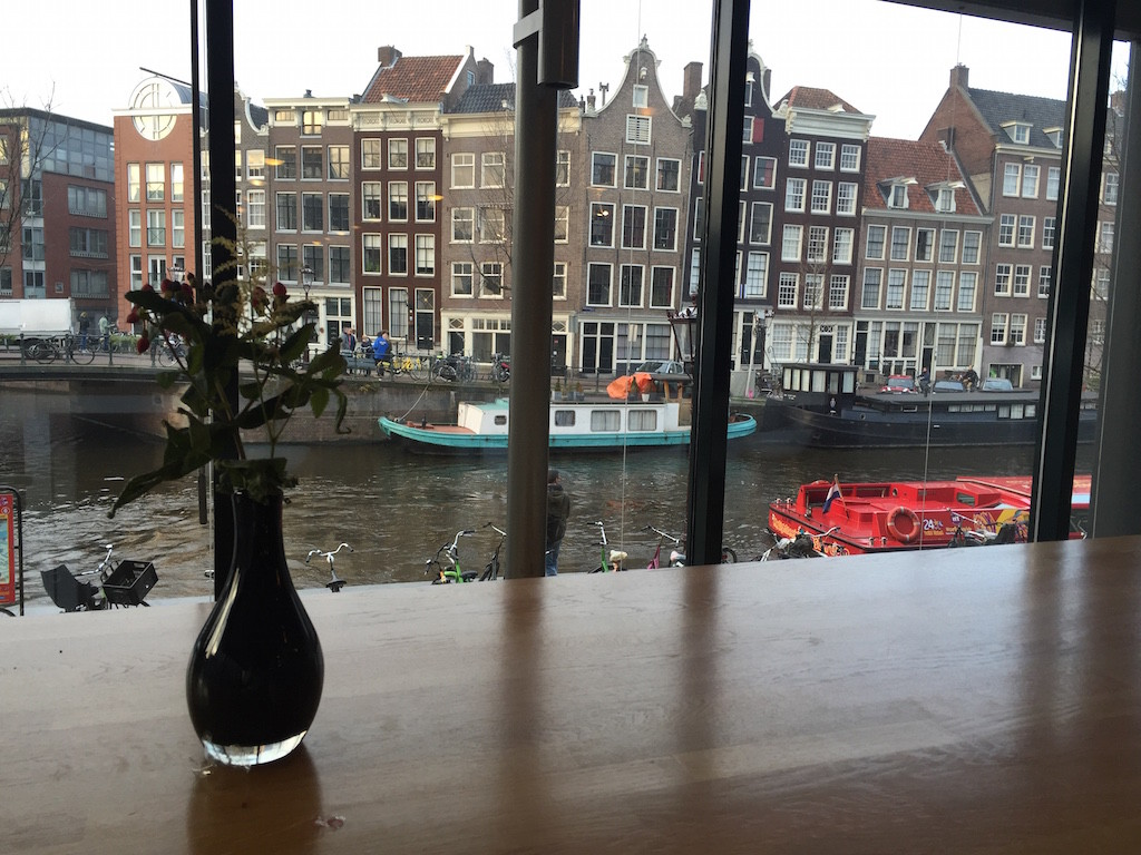 Amsterdam - Anne Frank House 4