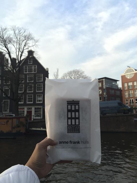 Amsterdam - Anne Frank House 5