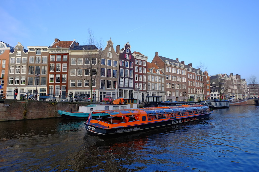 Amsterdam - Anne Frank House 8