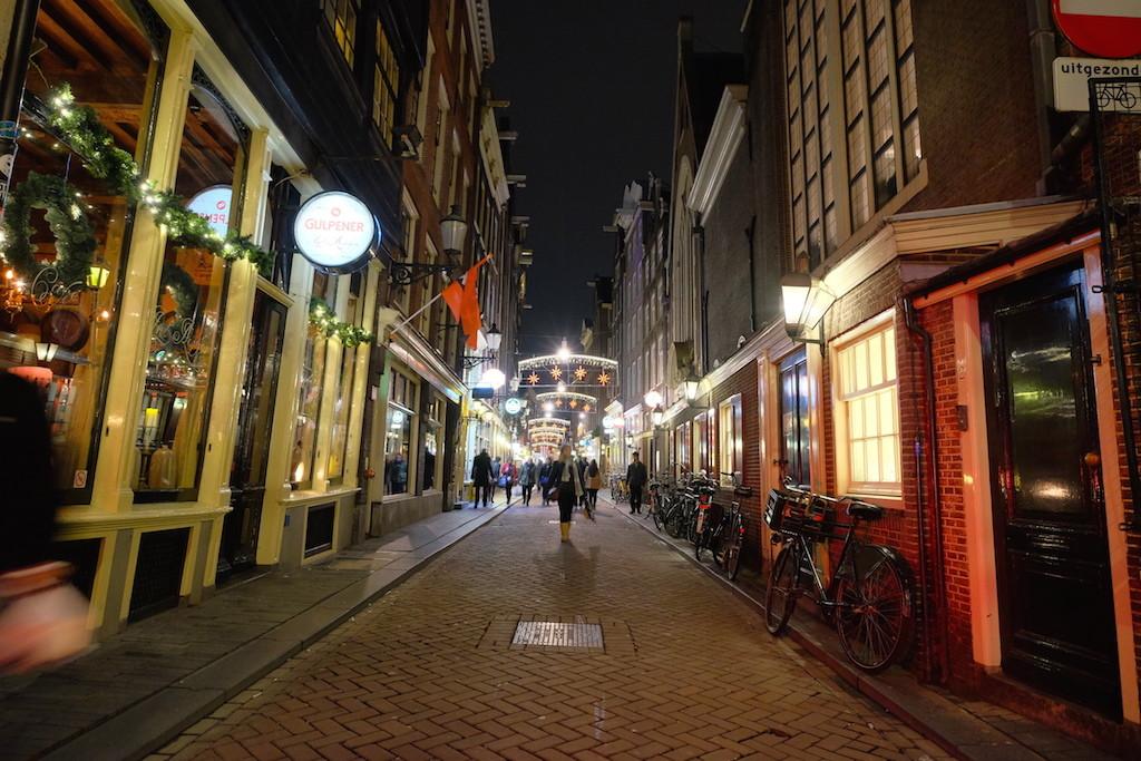 Amsterdam - At Night 1