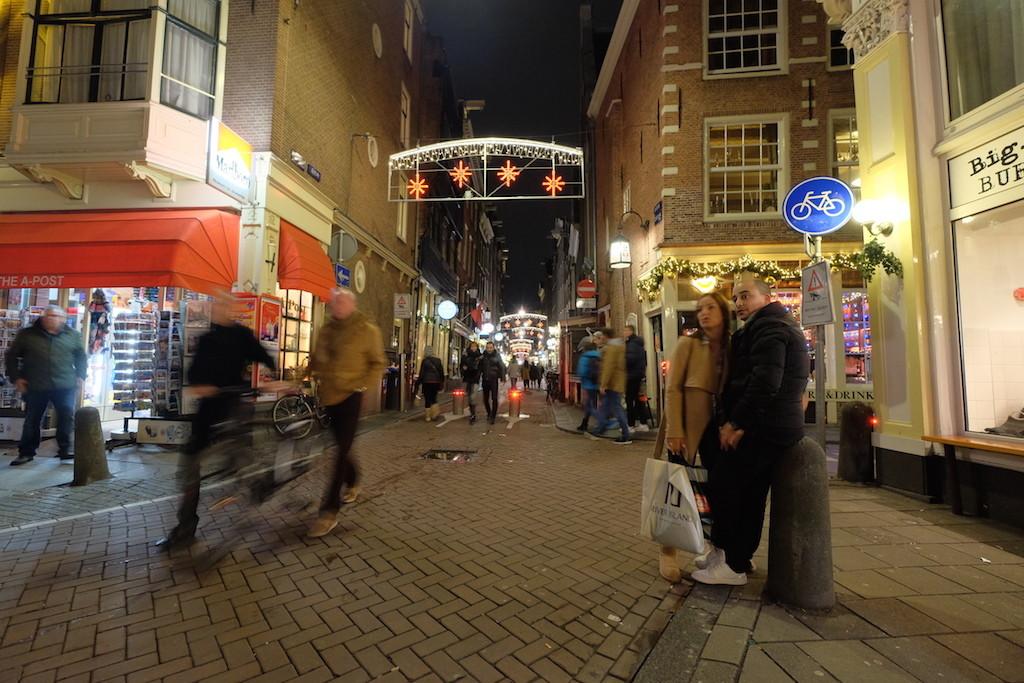 Amsterdam - At Night