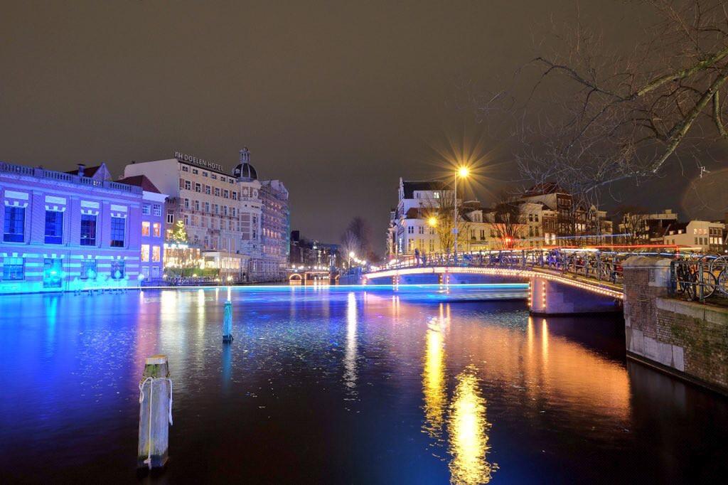 Amsterdam - At Night 3