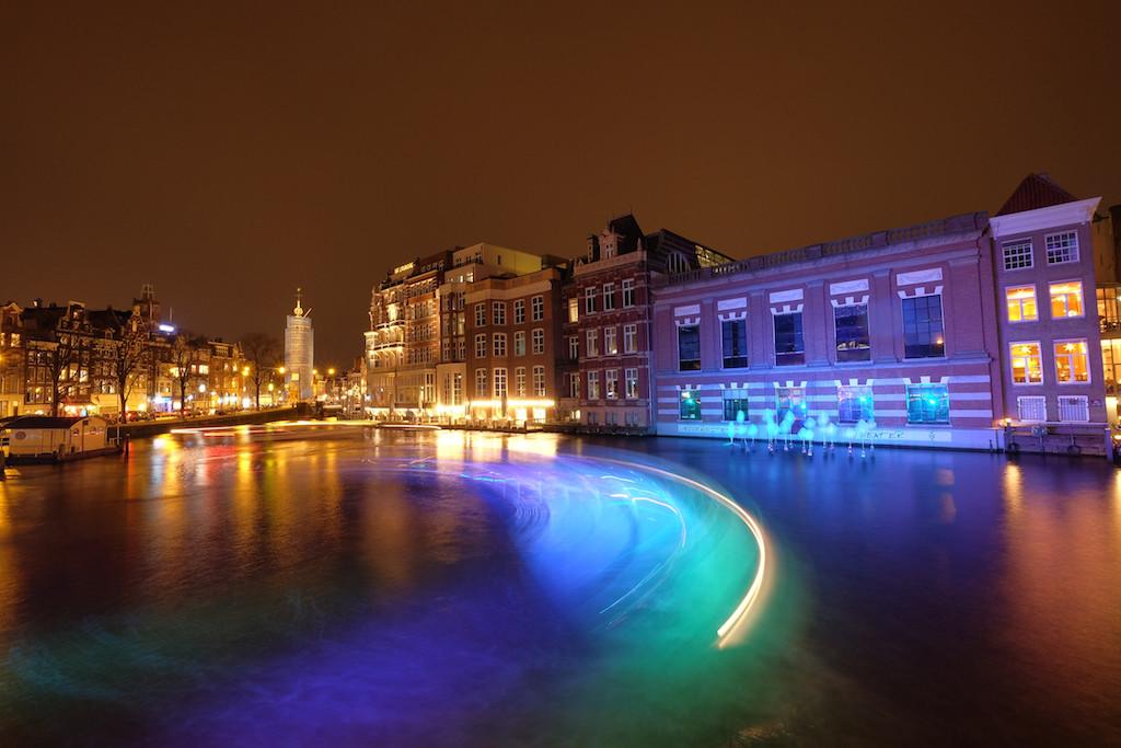 Amsterdam - At Night 4
