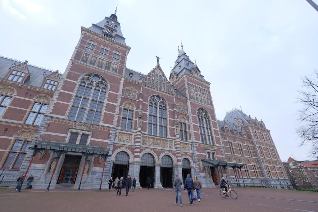 Amsterdam - Rijksmuseum 10