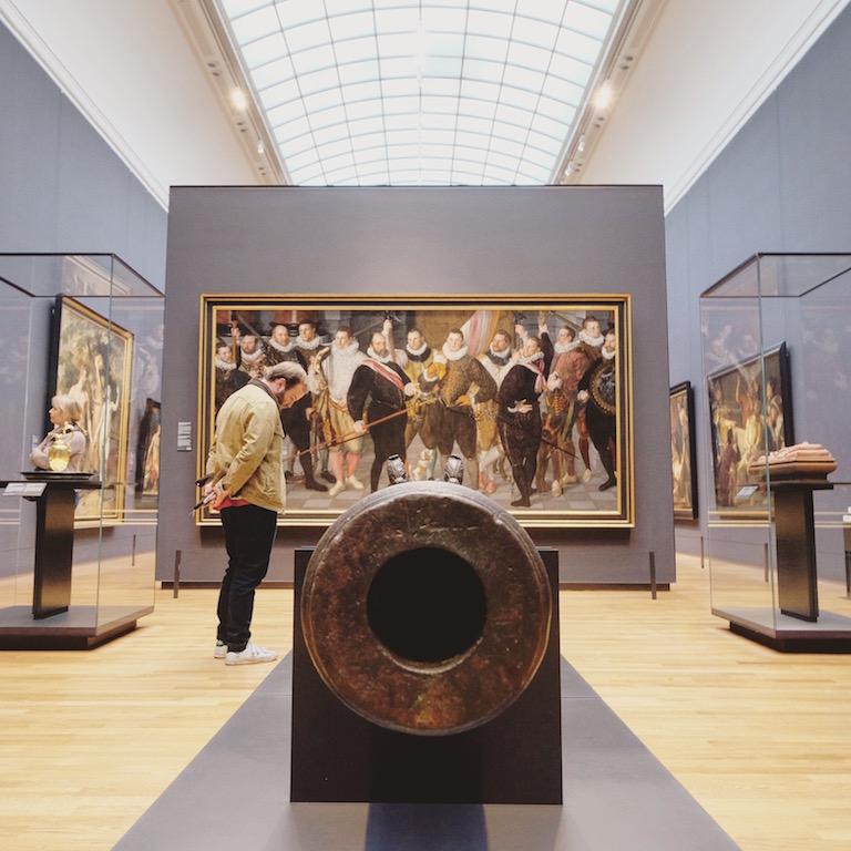 Amsterdam - Rijksmuseum 6