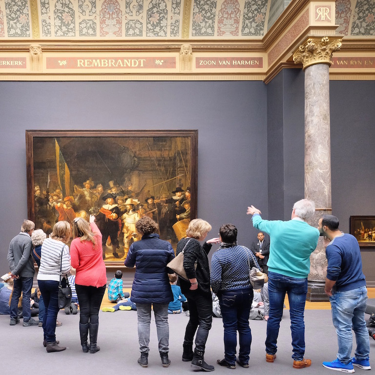 Amsterdam - Rijksmuseum 7